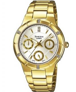 CASIO SHE 3800GD-7A
